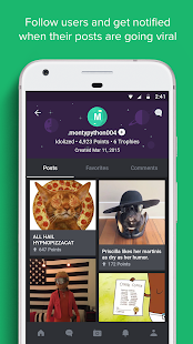 Imgur: Awesome Images & GIFs APK for Bluestacks