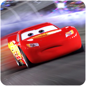 Lightning Speed Race Mcqueen Icon