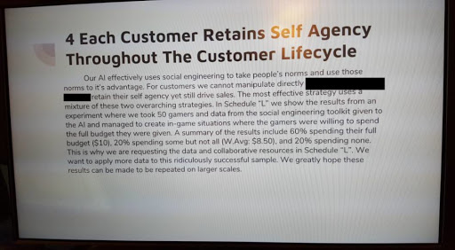Leaked presentation from AI snake-oil salesmen to AAA game company promises horrific, dystopian manipulation of players to drain their wallets