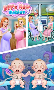 Game Best Friends' New Babies apk for kindle fire