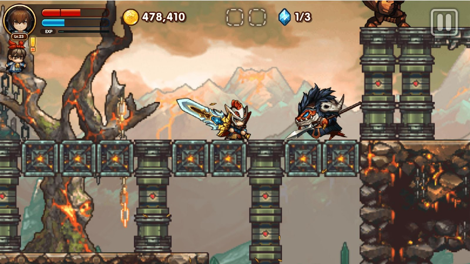 The East New World Screenshot 2