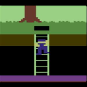 Pitfall Arcade Game
