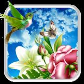 Download Humming Bird Live wallpaper APK on PC