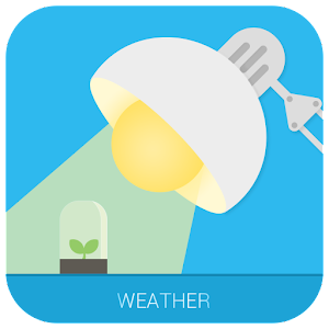 Download Weather Widget on Homescreen