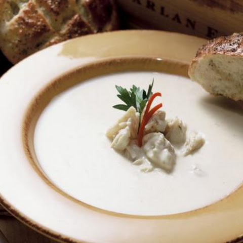 Louisiana Crab and Brie Soup