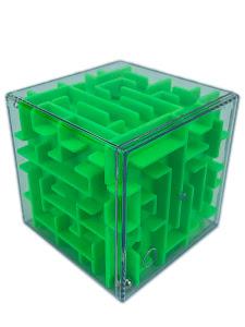 """Головоломка серии """"Город Игр"""" 3D баланс M, зеленый"""