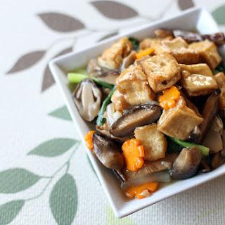Braised Tofu Recipes