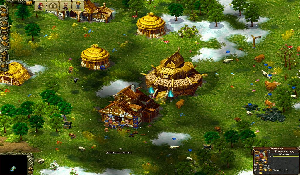 Cultures: Northland Screenshot 14