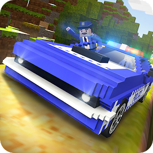 Blocky San Andreas Police SIM for PC-Windows 7,8,10 and Mac