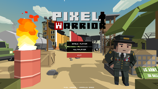 Pixel Warrior - At Daybreak - screenshot