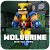 Wolverine Mod for MCPE file APK Free for PC, smart TV Download