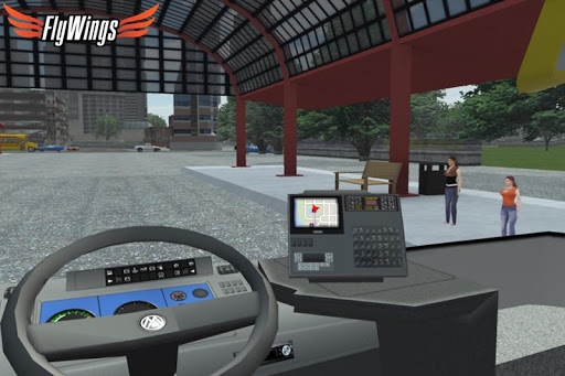 Bus Simulator 2015 New York HD - screenshot