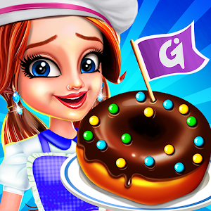 My Donuts Truck - Cooking Cafe Shop Game For PC (Windows & MAC)