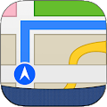Offline Map Navigation APK for Bluestacks