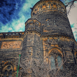 James A. Garfield Memorial, Lake View Cemetery, Cleveland, Ohio by Robert Rondelli III - Buildings & Architecture Architectural Detail