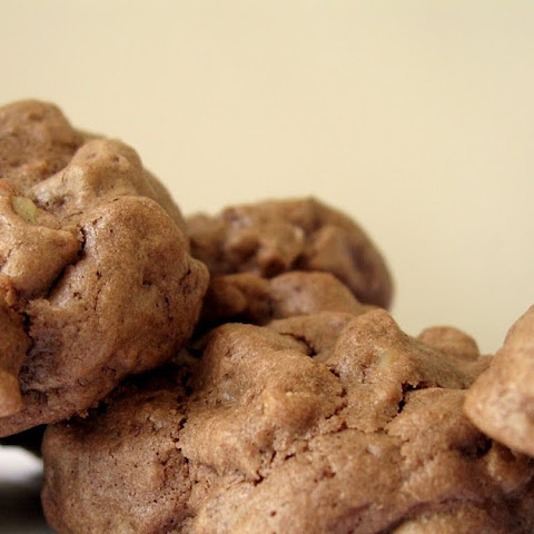 Gluten-free Chocolate Walnut Cookies