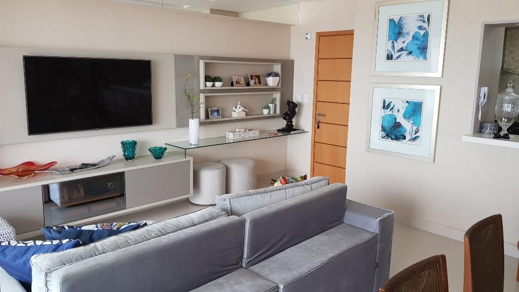 Apartamento com 3 dormitórios à venda, 133 m² por R$ 955.000 - Jardim Oceania - João Pessoa/PB