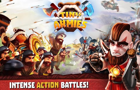 Tiny Armies - Online Battles- screenshot thumbnail