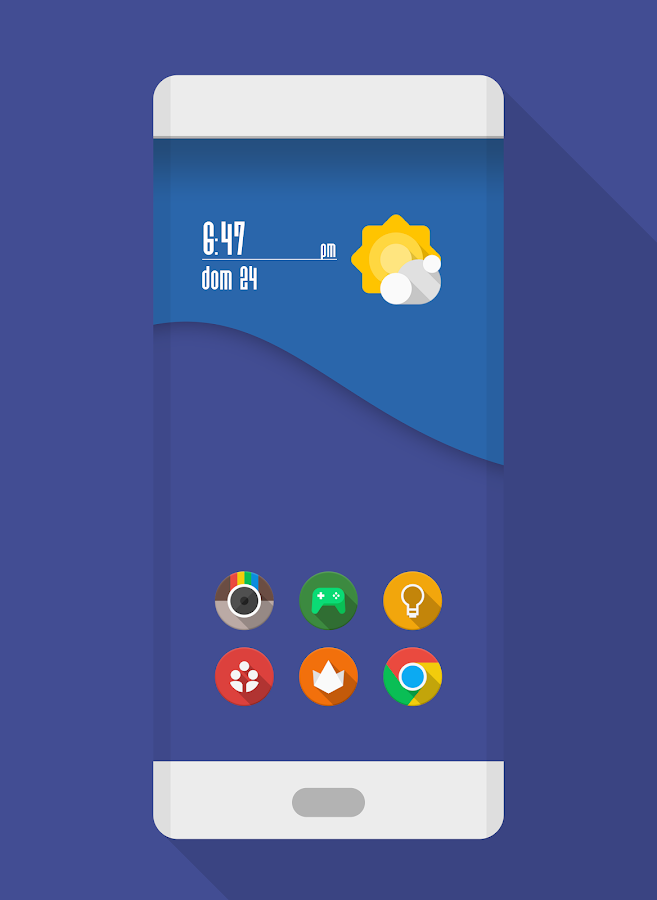 PINN - ICON PACK Screenshot 2