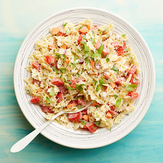 Farfalle Basil Pasta Salad Recipes