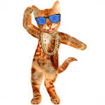 Dancing Talking Cat APK Image