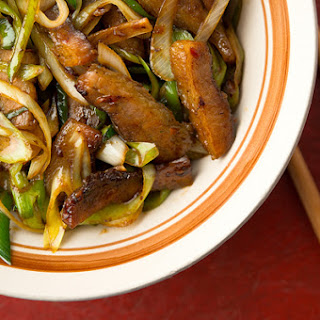 Twice Cooked Pork With Black Bean Sauce Recipes