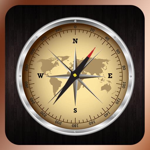 GPS Compass Map (app)