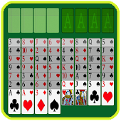 FreeCell Solitaire - Card Games icon