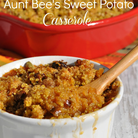 Aunt Bee's Sweet Potato Casserole