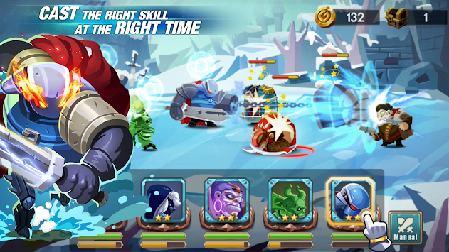 We Heroes - Born To Fight APK screenshot thumbnail 9