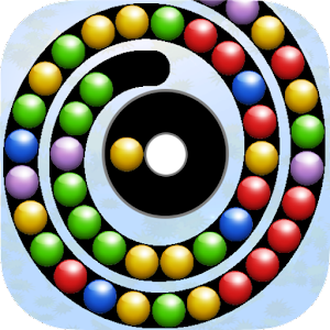 Bubble Spiral Shooter Icon