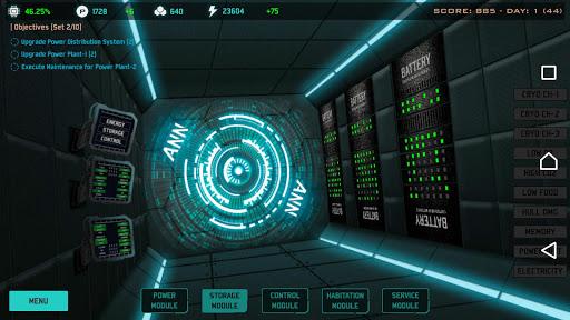 Quaser One - screenshot