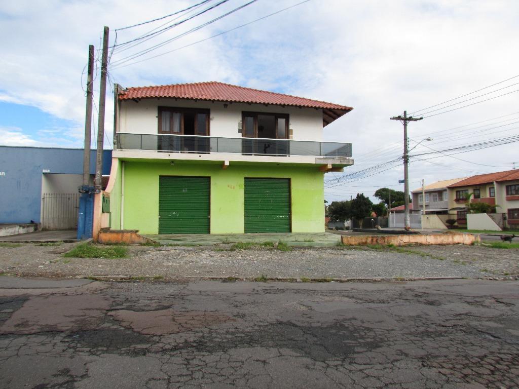 Barracão / Galpão Comercial em Curitiba - PR