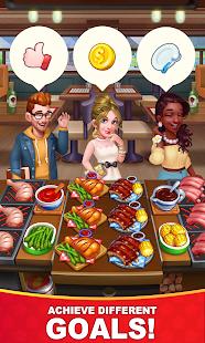 Cooking Hot - Crazy Restaurant Kitchen Game