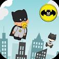 Little Bat Son : The Dark Little Knight