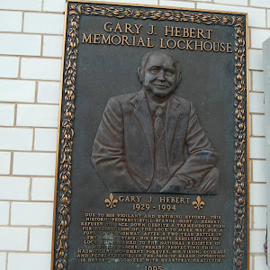 Gary J. Hebert1929-1994Due to his vigilant and untiring efforts, this historic property still stands. Gary J. Hebert refused to back down despite a tremendous push for destruction of the lock to make ...