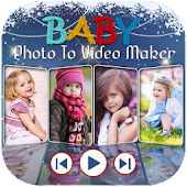 Free Baby Photo Video Maker APK for Windows 8