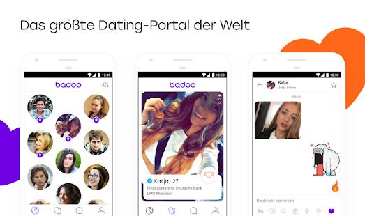 Badoo: Chatten & Daten – Miniaturansicht des Screenshots