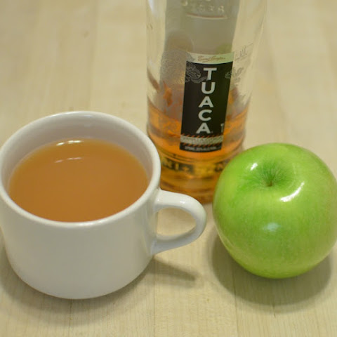 Hot Apple Pie Cocktail