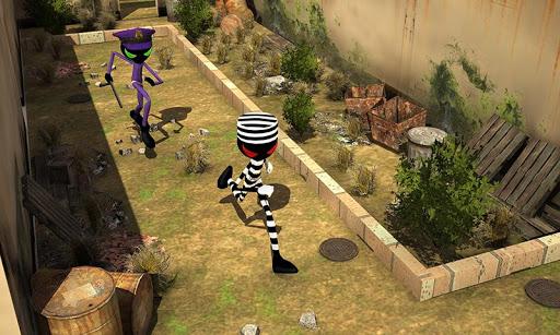 Jailbreak: Amazing Stickman