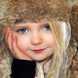 Fur Baby by Cheryl Korotky - Babies & Children Child Portraits