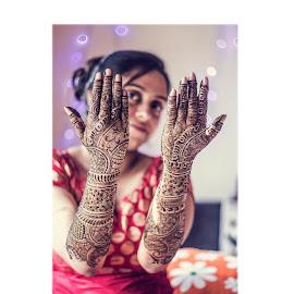 Mehendiart by Somdev Sengupta - Wedding Bride