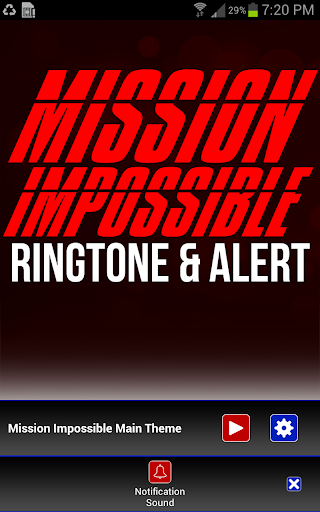 Mission Impossible Theme - screenshot