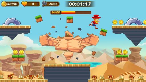 Super Adventure of Jabber screenshot 4