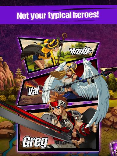 Super Awesome RPG - screenshot