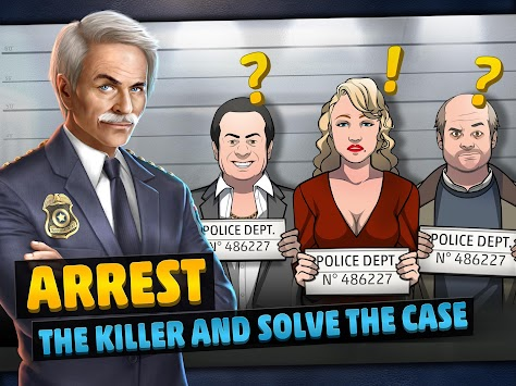 Criminal Case APK screenshot thumbnail 11