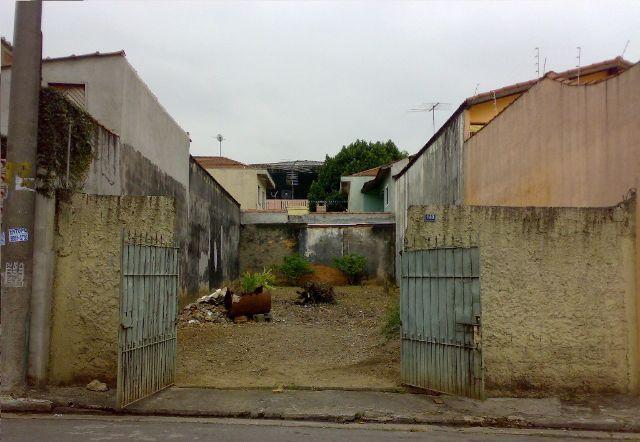 Terreno à Venda - Vila São Rafael