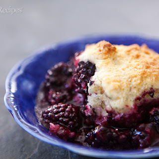 Blackberry Cobbler Recipes