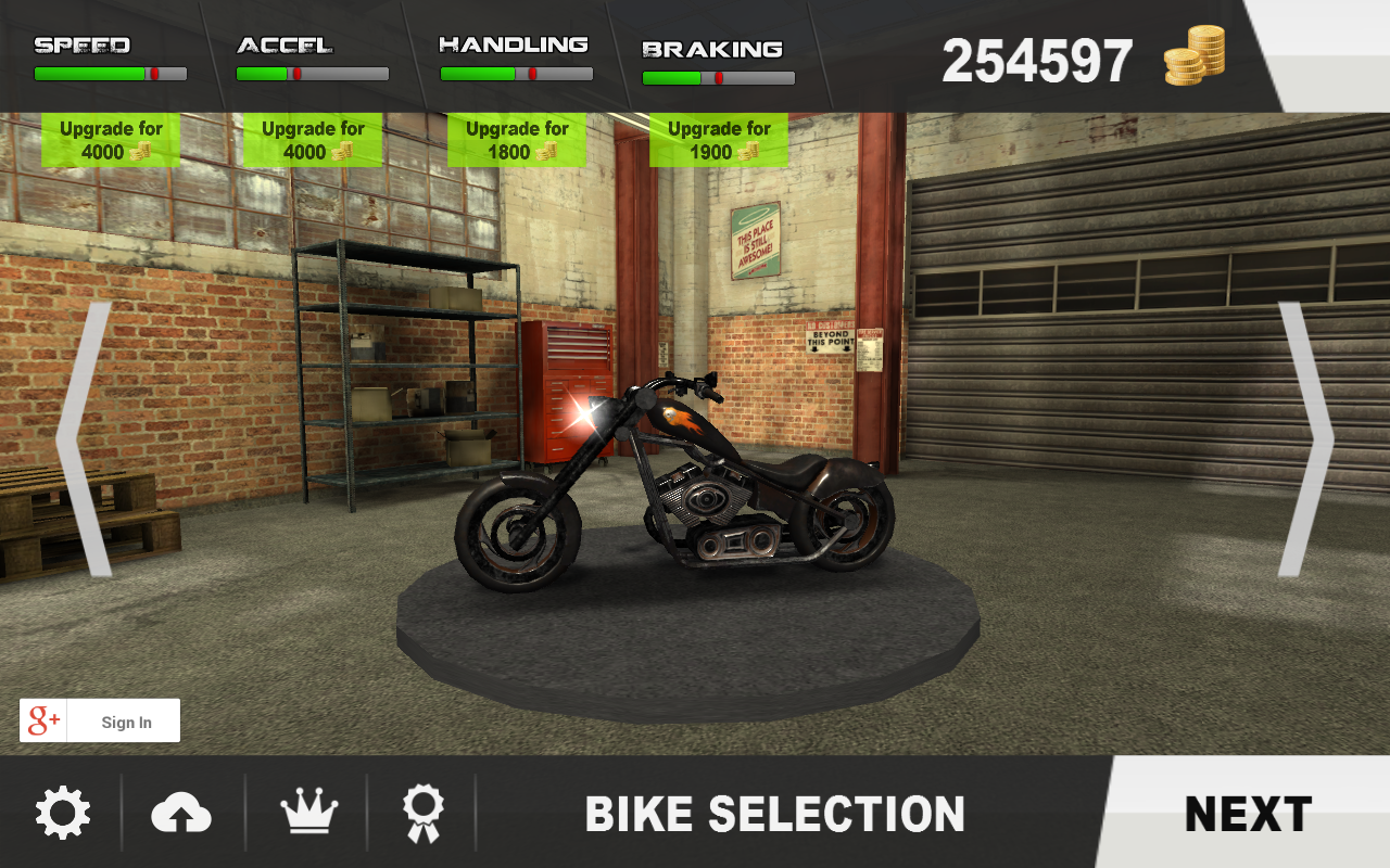 Riding in Traffic Online Screenshot 4
