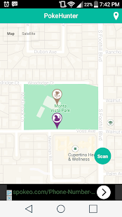 App Live Radar for Pokemon Go APK for Windows Phone